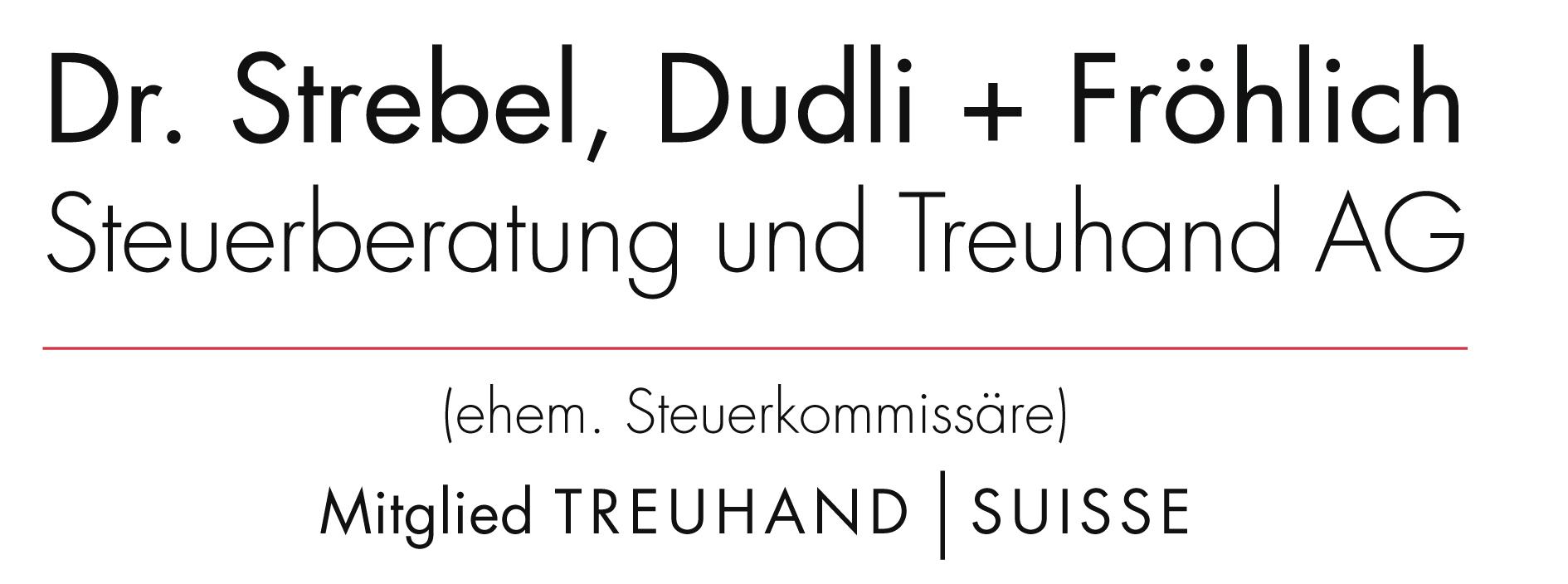 Dr. Strebel, Dudli + Fröhlich Steuerberatung und Treuhand AG